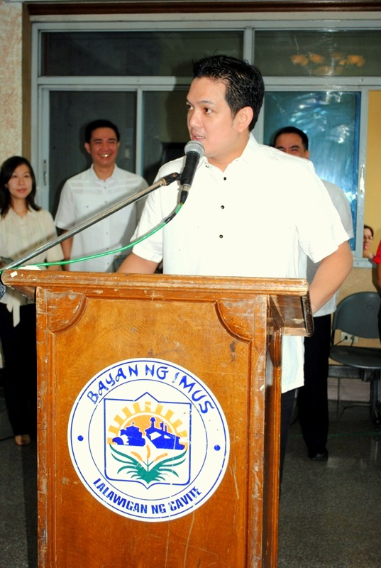 Hon. Councilor Jeff Asistio, speaking his mind and heart out loud.
