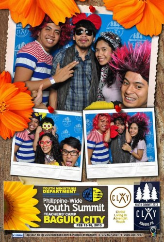 more fun with Hope, Kuya Dan Dalida (Director of Loud Cry) & Francis