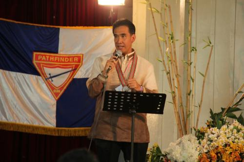 Pastor Jobbie Yabut, CLAY-inspired SSD Youth Director
