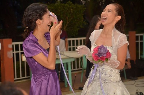 """There's a reat probability!"" ~Mathematician/Physicist BRIDE  overjoyed!  fun fun funny!"