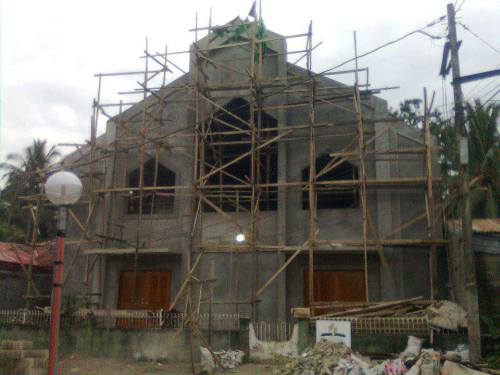 Church Project #6 Tiaong SDA Church Tiaong, Quezon Province Faith-budget needed to complete: 500k Php (US$ 12k) (posted on August 19, 2013)