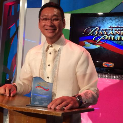 Once an unsung hero, Doc. Anton serves an inspiration. A Bayaning Pilipino, often garbed in a volunteer's garment.