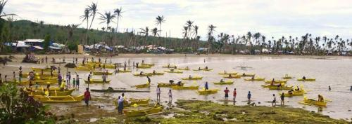Yellow Boats of Hope making more ripples in the sea of generosity.