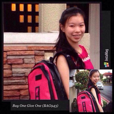 Ann Nicole Louise Ang, uma-ambag para sa kanyang henerasyon! BAG943 #amBAG campaign