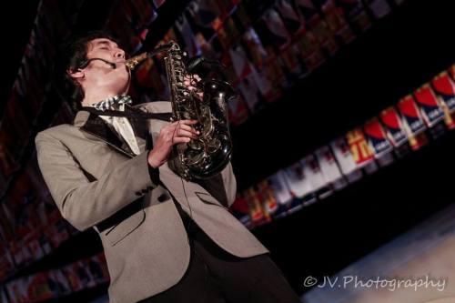 Saxophonist | Composer |Arranger